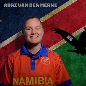 Adri Van der Merwe