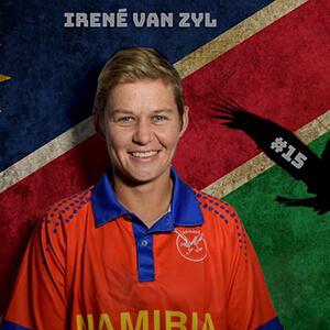Irene Van Zyl