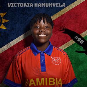 Victoria Hamunyela