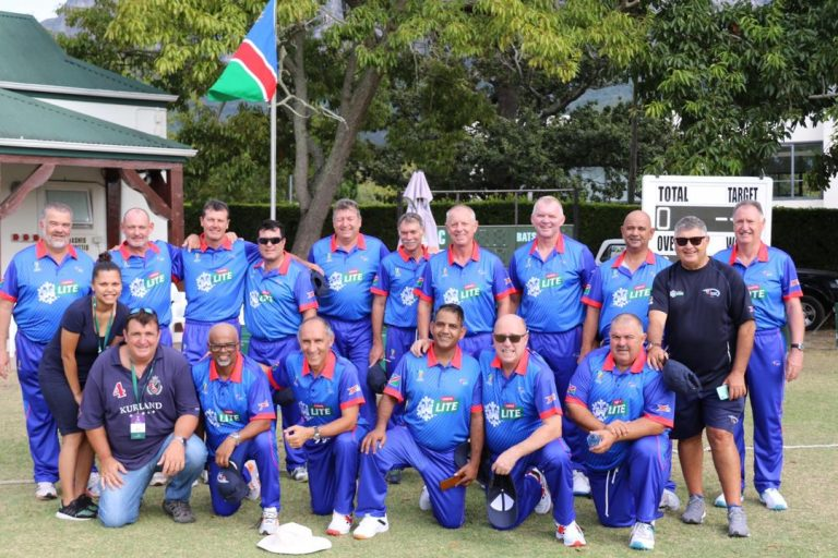 Over 40s Cricket